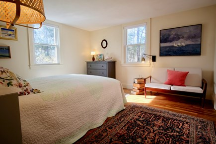 Orleans Cape Cod vacation rental - Bedroom 1 - queen w/ central AC