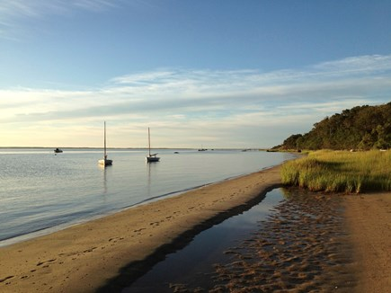 Orleans Cape Cod vacation rental - Private beach access and mooring on Little Pleasant Bay