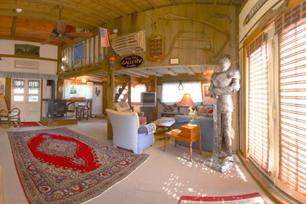 Barnstable Cape Cod vacation rental - A 1-of-a-kind 1740 Barn, in an amazing location. Access to pool!