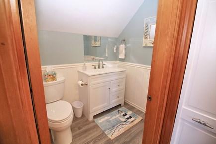 Eastham Cape Cod vacation rental - Second floor half bathroom
