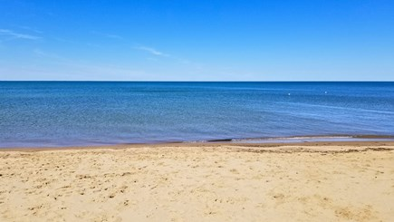 Eastham Cape Cod vacation rental - Campground Beach on Cape Cod Bay is just across the street