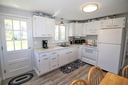 Eastham Cape Cod vacation rental - Well-equipped eat-in kitchen