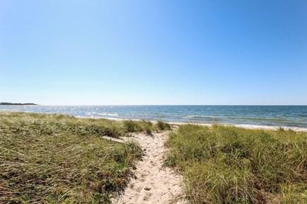 Centerville Centerville vacation rental - Path to beach