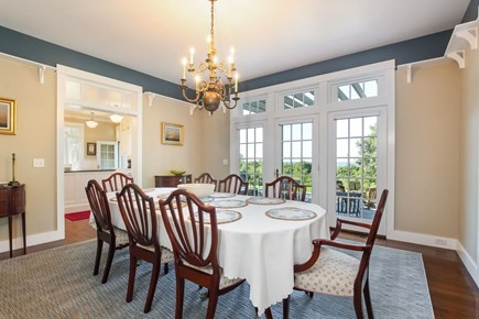 Centerville Centerville vacation rental - Dining room off kitchen