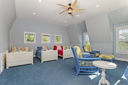 Centerville Centerville vacation rental - Bedroom with 4 twins