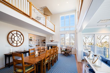 Barnstable, Hyannis Port Cape Cod vacation rental - Dining room