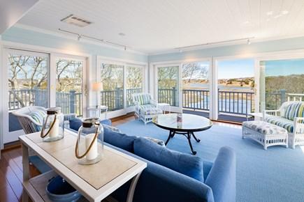 Barnstable, Hyannis Port Cape Cod vacation rental - Sitting room