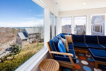Barnstable, Hyannis Port Cape Cod vacation rental - Bar area 3rd floor