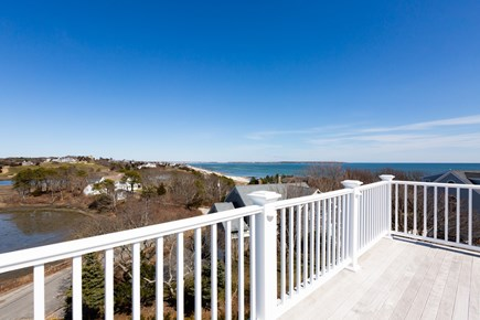 Barnstable, Hyannis Port Cape Cod vacation rental - View from the top