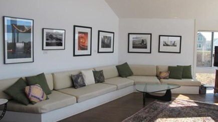 Truro Cape Cod vacation rental - 2nd living area