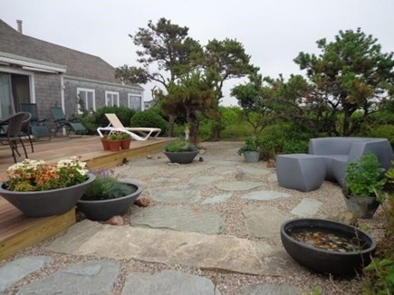 Truro Cape Cod vacation rental - Patio