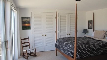 Truro Cape Cod vacation rental - Lower level bedroom #1