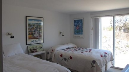 Truro Cape Cod vacation rental - Lower level bedroom #2