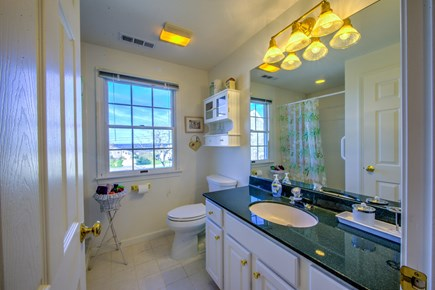 Sandwich Cape Cod vacation rental - Full Bath on 2nd Floor with shower.