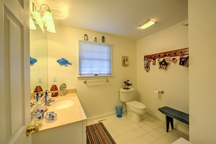 Sandwich Cape Cod vacation rental - Full Bath on 1st Floor with shower