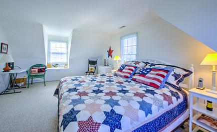 Sandwich Cape Cod vacation rental - Bedroom on 2nd Floor with King.