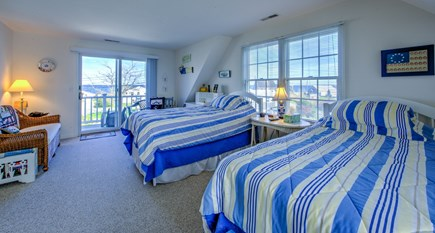 Sandwich Cape Cod vacation rental - Bedroom on 2nd Floor with 2 Twins.
