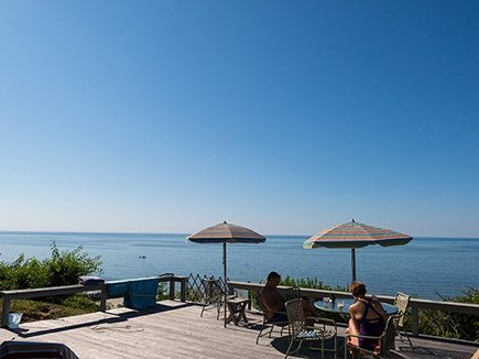Brewster Cape Cod vacation rental - View of the bay from Ptown to Wellfleet to Plymouth.