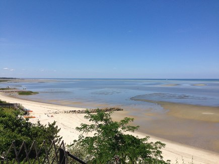 Brewster Cape Cod vacation rental - Brewster flats for walking.