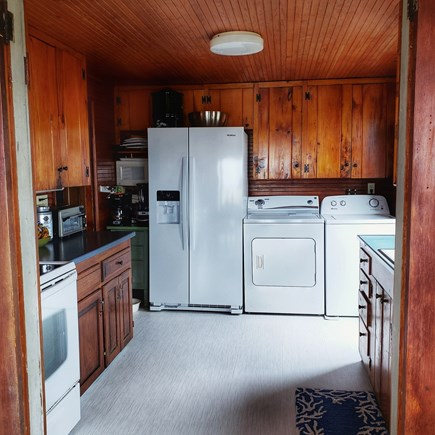 Brewster Cape Cod vacation rental - Fully equipped kitchen.