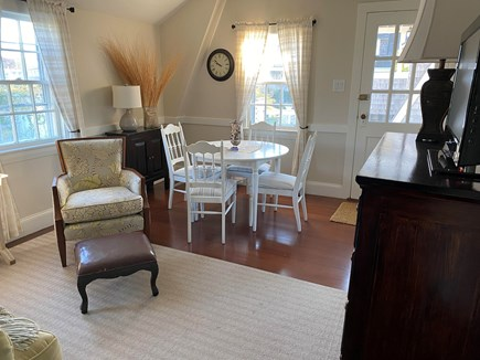 Hyannis Port Cape Cod vacation rental - Cottage Living Room from Bedroom 1