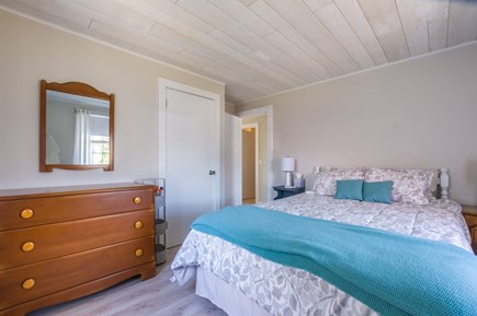 East Sandwich Cape Cod vacation rental - Bedroom with Queen.