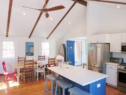 Chatham Cape Cod vacation rental - Open concept kitchen & dining space. Pet Friendly!