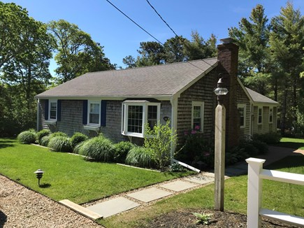 Chatham Cape Cod vacation rental - Pebbled driveway with parking for three cars