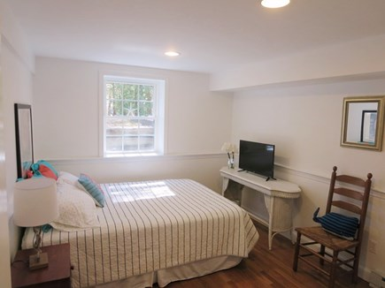 Chatham Cape Cod vacation rental - Bedroom #4 with queen bed and TV