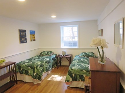Chatham Cape Cod vacation rental - Bedroom #5 with two twin beds