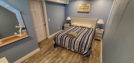Eastham Cape Cod vacation rental - Lower Level Queen room
