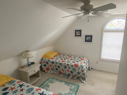 Harwich Cape Cod vacation rental - Upstairs Bedroom 2 - Twins