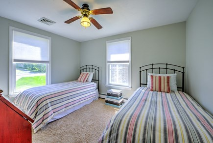 Sandwich Cape Cod vacation rental - Bedroom 3 with Twins.