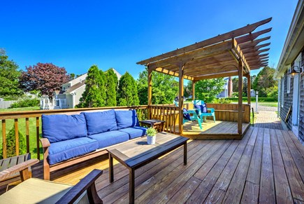 Sandwich Cape Cod vacation rental - Spacious with comfortable seating.