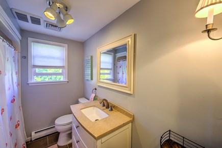 Sandwich Cape Cod vacation rental - Full Bath with tub/shower.