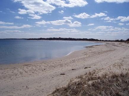 Bourne, Gray Gables Cape Cod vacation rental - Walk to the Mashnee Dike Beach