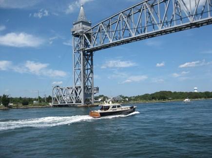Bourne, Gray Gables Cape Cod vacation rental - Walk to the historic Railroad Bridge!
