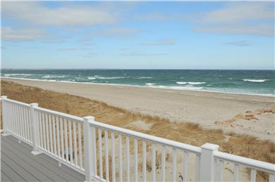 East Sandwich Beach.  Just off Cape Cod vacation rental - House sits on a beautiful, private stretch of East Sandwich Beach