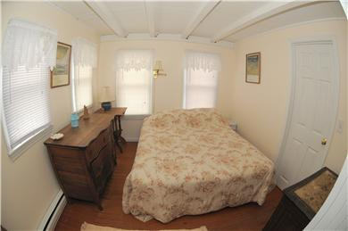 East Sandwich Beach.  Just off Cape Cod vacation rental - Lovely first floor bedroom with queen bed.