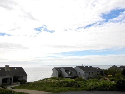 Truro Cape Cod vacation rental - Sunsets galore out front over the Bay and Provincetown