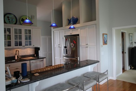 Truro Cape Cod vacation rental - Another kitchen view