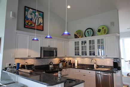 Truro Cape Cod vacation rental - Kitchen is very well equipped
