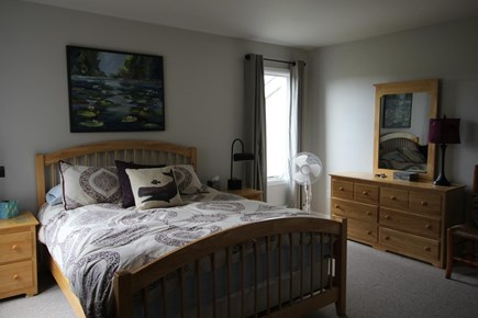 Truro Cape Cod vacation rental - Third bedroom with double bed