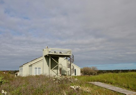 Truro Cape Cod vacation rental - Excellent panoramic views