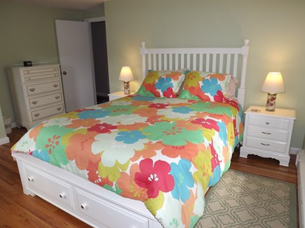 Chatham Cape Cod vacation rental - Queen bedroom (another view)
