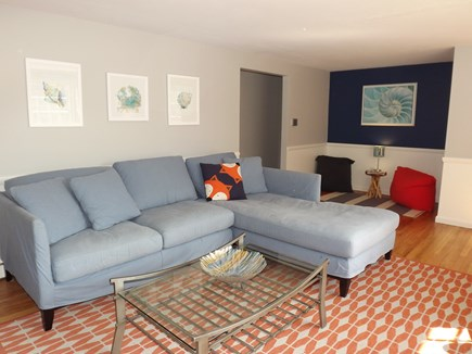Chatham Cape Cod vacation rental - Other view of living room