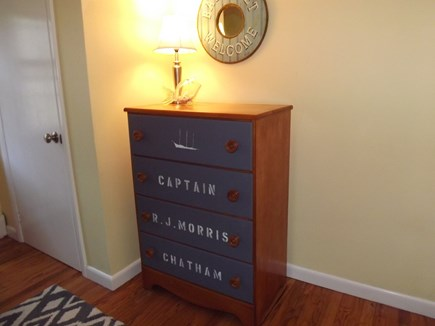 Chatham Cape Cod vacation rental - Twin bunk room