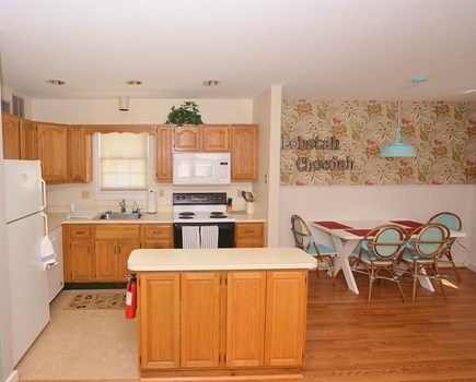 Provincetown Cape Cod vacation rental - Dining Area 2
