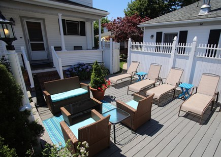 Provincetown Cape Cod vacation rental - Common Lounge Area