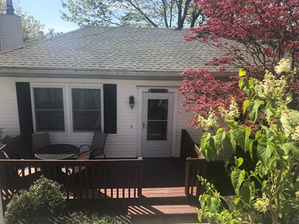 Provincetown Cape Cod vacation rental - Rising Sun Cottage at the John Randall House